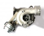 Turbodmychadlo Audi A4, 1,9TDI, 2,0TDi, 96,100,103kW rv.00-08 - turbodmychadlo