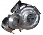 Turbodmychadlo BMW 320 D, 2,0 110kW rv. 01- turbodmychadlo