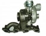 Turbodmychadlo Volkswagen Jetta 2,0TDi 100,103kW rv. 05- turbodmychadlo