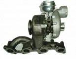 Turbodmychadlo Volkswagen Passat B6 2,0TDi  100,103kW rv. 05-08- turbodmychadlo