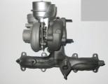 Turbodmychadlo Seat Ibiza 1,9TDi, 74kW, r.v.99-02 - turbodmychadlo