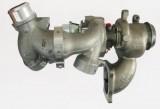 Turbodmychadlo Mercedes Sprinter 2,2 DCi, 110kW, r.v. 06- turbodmychadlo