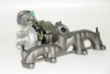 Turbodmychadlo Volkswagen Bora 1,9TDi 74kW rv. 00-05 - turbodmychadlo