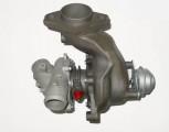 Turbodmychadlo Citroen C8 2,2 HDi, 94kW, rv. 01- turbodmychadlo