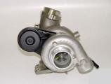 Turbodmychadlo Citroen Xantia, 2,0i TCT, 108kW, r.v. 93-98- turbodmychadlo