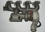 Turbodmychadlo Ford Transit 2,4 92kW, rv.00- turbodmychadlo