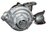 Turbodmychadlo Peugeot 207 1,6HDi, 80kW, rv. 04- turbodmychadlo se starým typem geometrie
