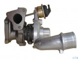 Turbodmychadlo Renault Megane 1,9DTi, 1,9DI, 59,66,70,72kW, r.v. 96- turbodmychadlo