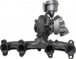 Turbodmychadlo Seat Toledo 1,9TDi 77kW rv. 04 - - turbodmychadlo