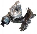 Turbodmychadlo Audi A3, 2,0 TDi, 125kW, r.v. 06-08 - turbodmachadlo