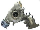 Turbodmychadlo VW Jetta V 2,0 TDi, 103kW, rv. 06- turbodmychadlo