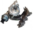Turbodmychadlo Seat Leon, 2,0 TDi, 125kW, r.v. 06-09- turbodmychadlo