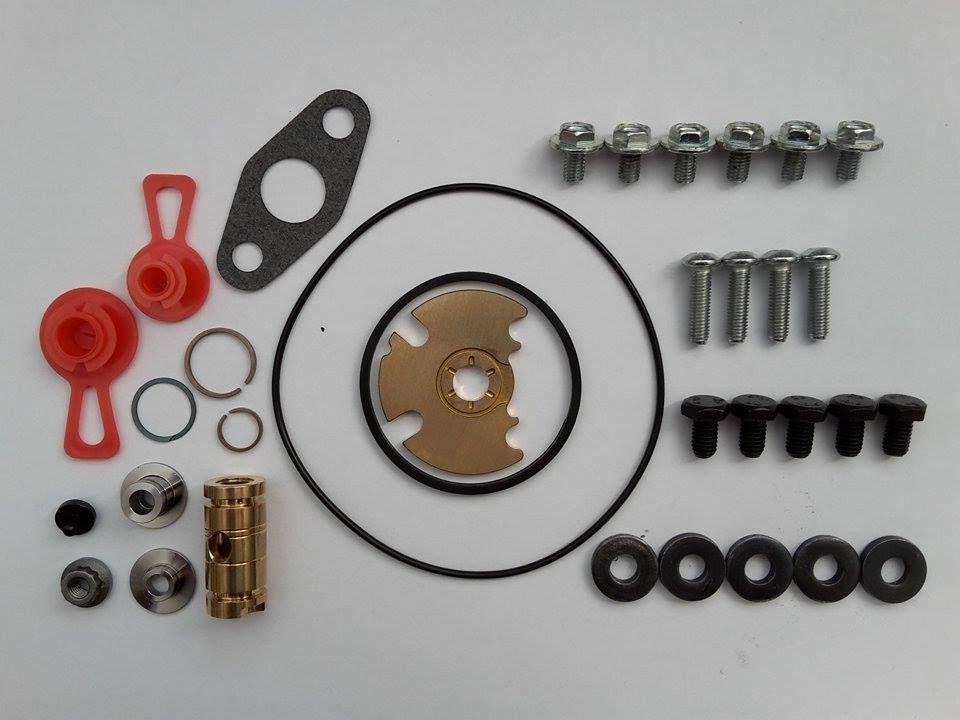 Opravná sada turbodmychadla BMW 530d, 3,0, 173kW, rv. 07-, Motor: M57N2 GARRETT