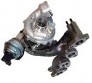 Turbodmychadlo Volkswagen Golf V, 2,0 TDi, 125kW, r.v. 06-08- turbodmychadlo