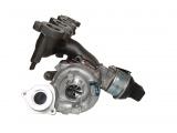 Turbodmychadlo Volkswagen Passat B6 2.0 TDI, 125 kW, r. v. 08-10 - turbodmychadlo