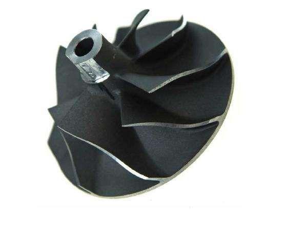 Kompresové kolo turba Mazda 3 1,6Di, 80kW, r.v. 03-, Motor: DV6TED4 GARRETT