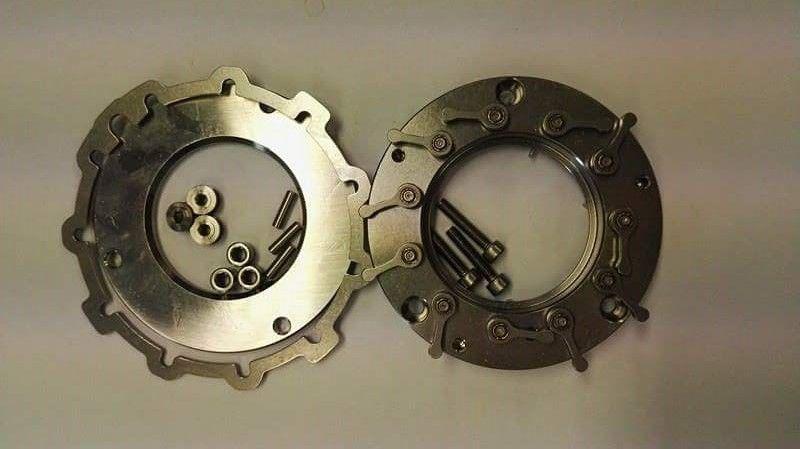 Nová geometrie turba C5 1,6HDi, 80kW, r.v. 03-, Motor: DV6TED4 GARRETT