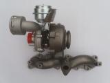 Nové turbodmychadlo Audi A3, 2,0 TDi, 100,103kW, rv. 03-08- turbodmychadlo náhrada
