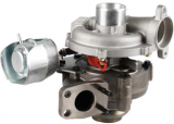 Nové turbodmychadlo Ford C-MAX 1,6TDCi, 80kW, r.v. 04- turbodmychadlo náhrada