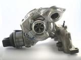 Turbodmychadlo Volkswagen Golf VI 2.0 TDI, 81 kW, r. v. 08-09 - turbodmychadlo