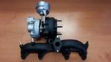 Turbodmychadlo Volkswagen Sharan 2,0 TDI, 103kW, r. v. 05- - turbodmychadlo