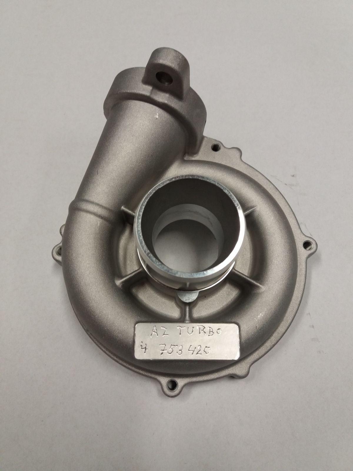 Sací komora turbodmychadla Ford C-MAX 1,6TDCi, 80kW, r.v. 04-, Motor: DV6TED4 GARRETT