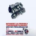 Elektronický ventil turba Turbodmychadlo Audi Q7, 3,0TDi, 171kW, rv.04-06-Elektronický ventil turba