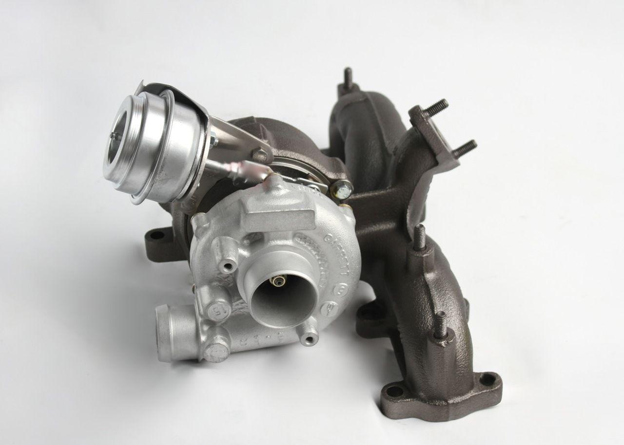Nové turbodmychadlo Audi A3, 1,9 TDi, 66,74,81,85Kw, rv. 96-03, Motor: ALH, AHF, ATD, ASV, AJM, AUY, AXR NÁHRADA