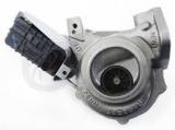 Turbodmychadlo Mercedes C-Klasse, 2,2 CDi, (W204) 100kW, 125kW, rv. 07- turbodmychadlo