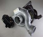 Turbodmychadlo Mercedes-PKW Sprinter II, 2,7 CDi, 110kW, rv. 06- turbodmychadlo